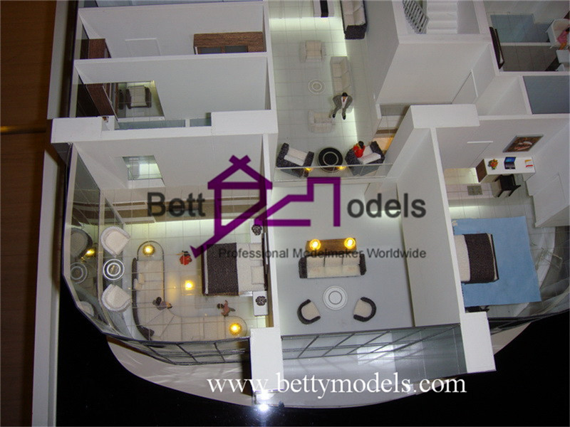 architectural interior models