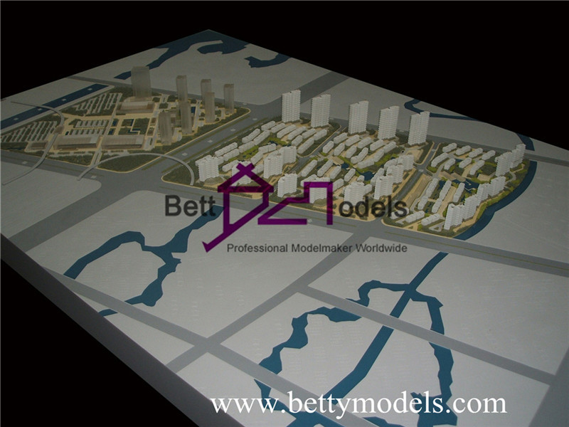 business town planning models
