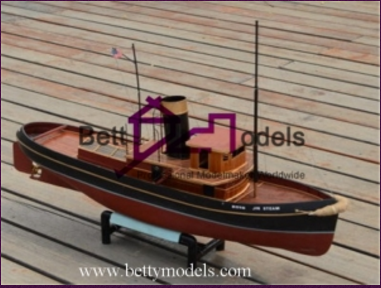 taly Steam Towboat Models