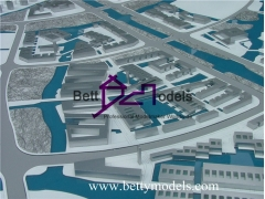3D Qian Lake Anvenue models