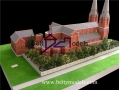 Xujiahui church models