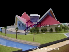 3D USA shopping mall models