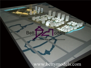 Jiaxing business town planning models