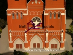 3D Xujiahui church models