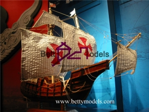 Classical sail ship models