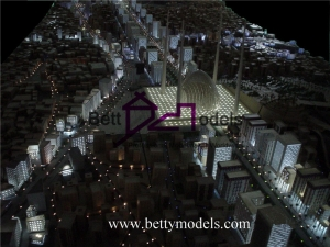 Makkah illuminated models