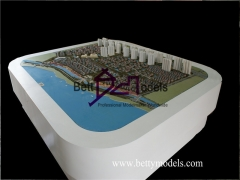 3D TS lake planning models