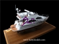 Yacht scale models