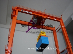 tower crane 3D modelmaking
