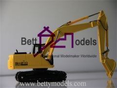 New York wheeled excavator models