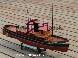 Italy steam towboat models