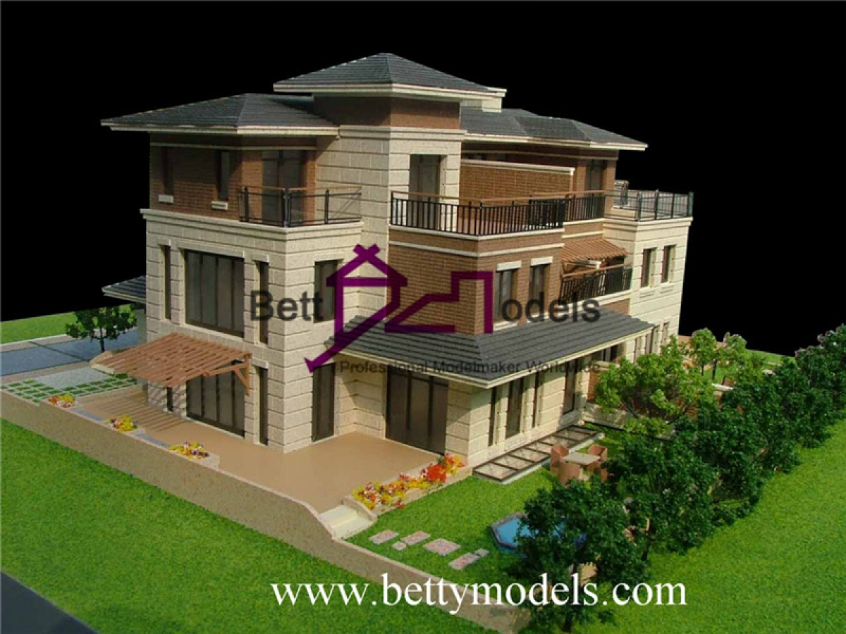 villa scale models house model making company house model prices