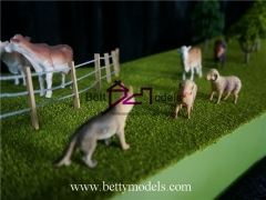 india farm scale models
