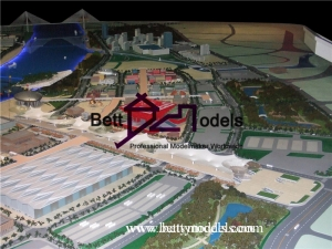 China expo planning models